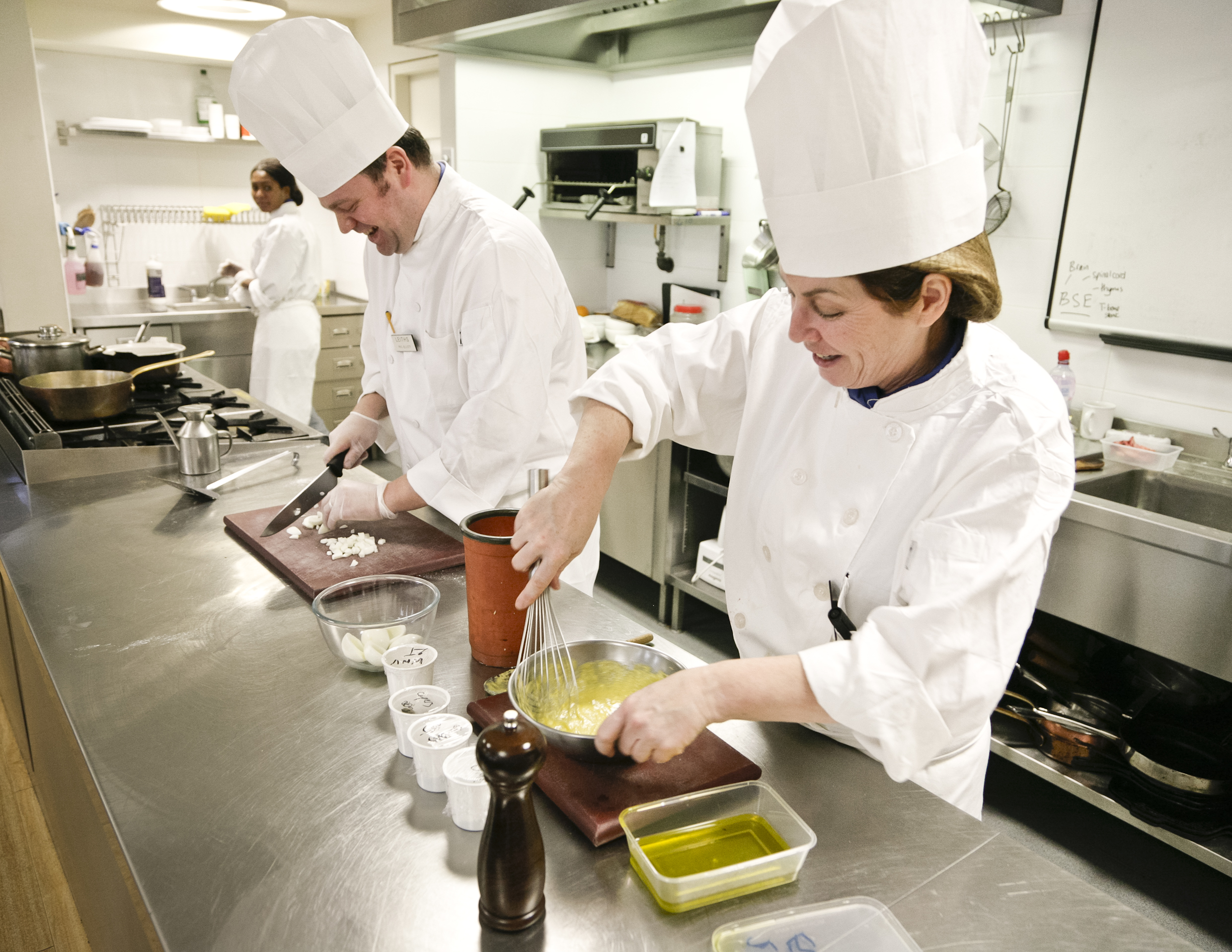 our 8 best culinary arts schools